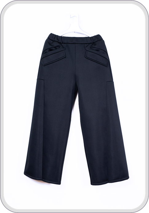 [再販]NF EASY PANTS / black