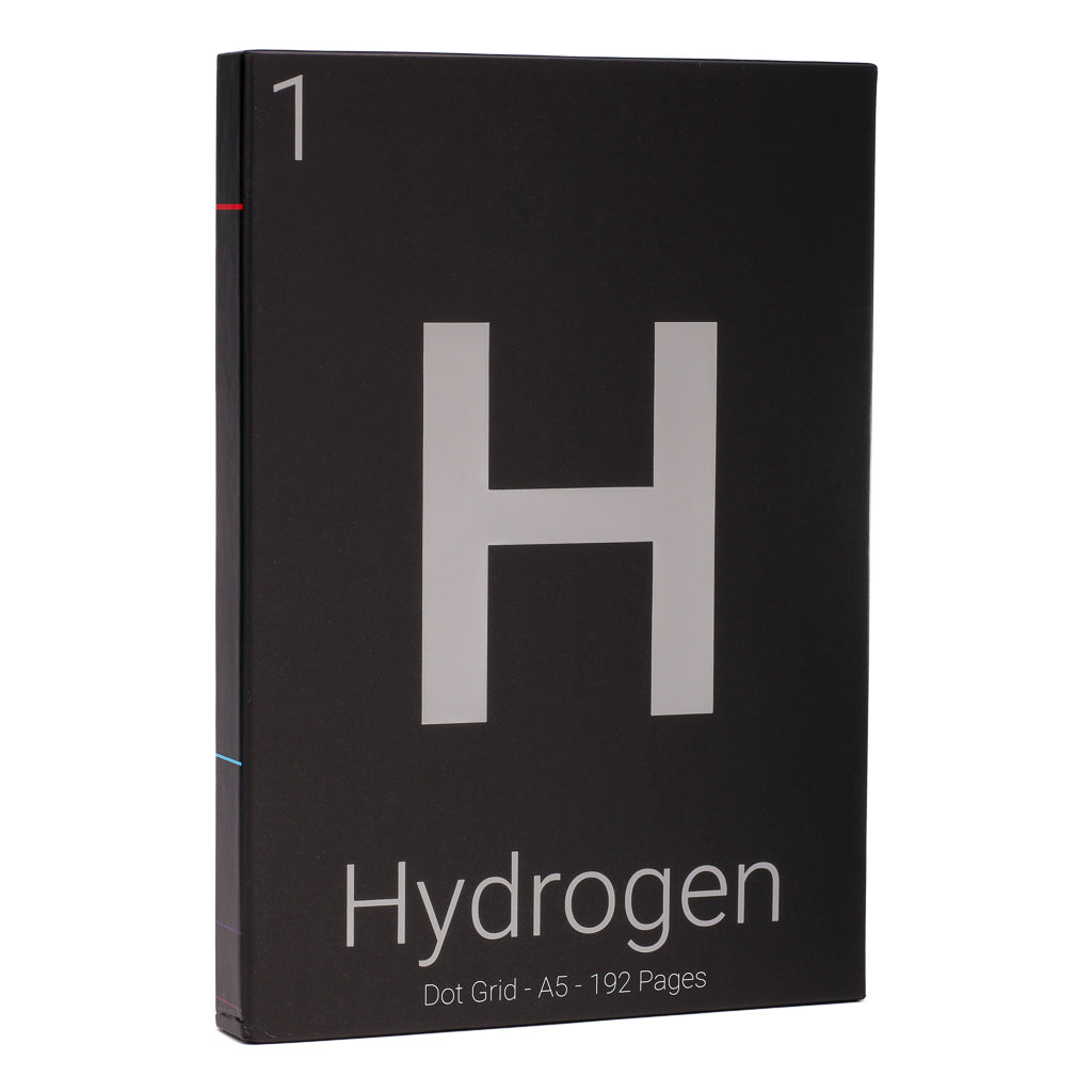 Hydrogen Notebook - Elemental Paper