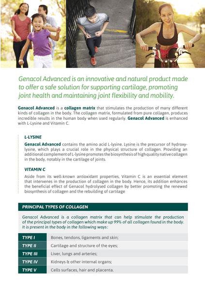 Genacol Advanced