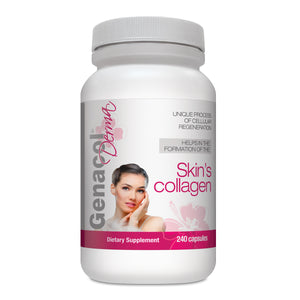 Genacol Derma (Skin Collagen) 240 caps - 2 months supply (for Malaysia Customer with Shipping)