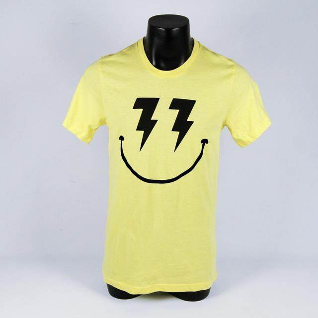 Bingo Players - Giant Smiley Yellow Tee
