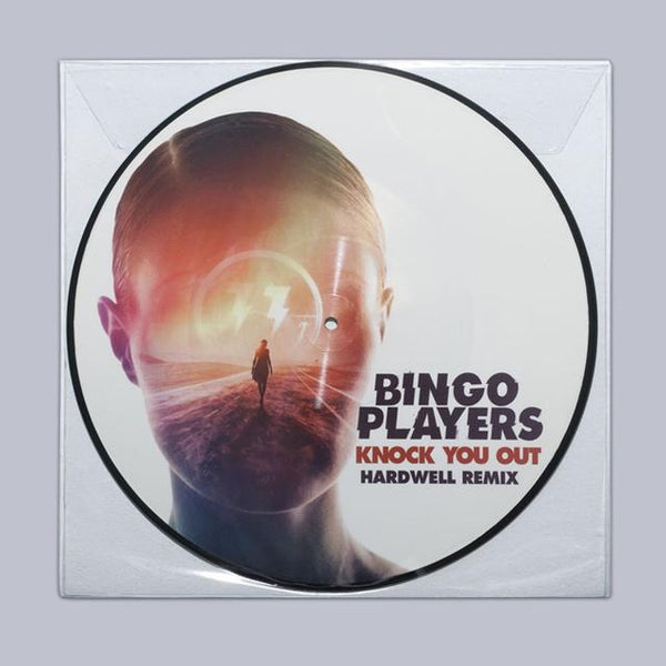 "BINGO PLAYERS - ""Knock You Out"" - Picture Disc Vinyl"