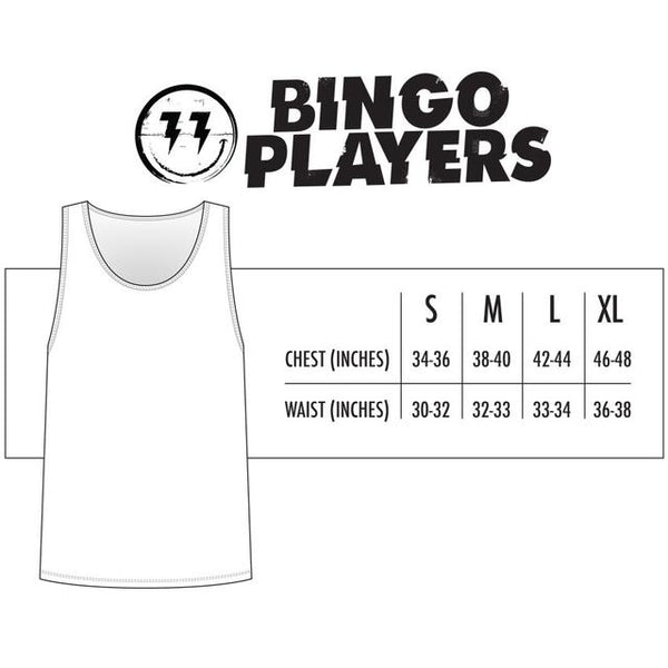Bingo Players - Smiley Tank - Black