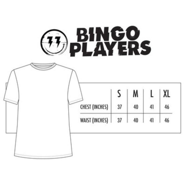 Bingo Players - Spray Logo Tee