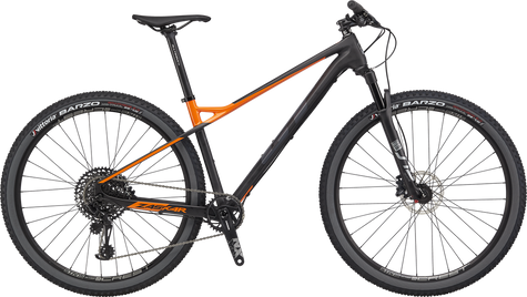 GT Bicycles Zaskar Carbon Expert
