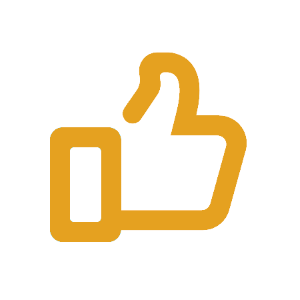 Chaise Sofas icon thumbsup
