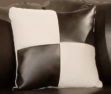 Langton Cushion in Espresso