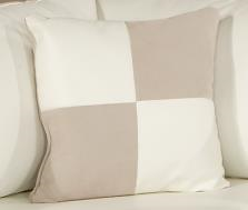 Langton Cushion in White