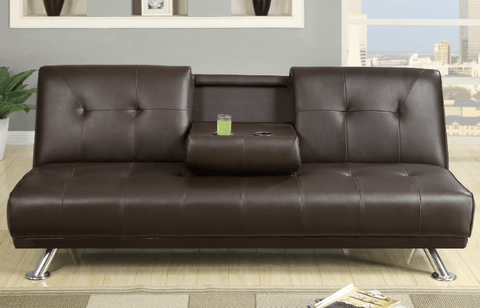 Boscombe Adjustable Sofa in Espresso