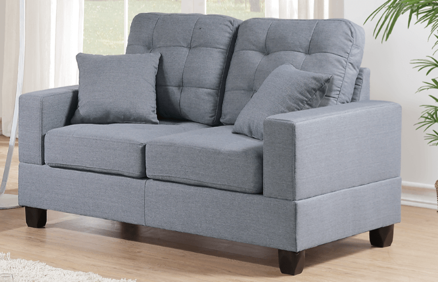 Broadstone Cosy Sofa in Pewter