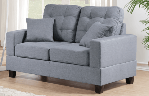 Broadstone Sofa Suite in Pewter