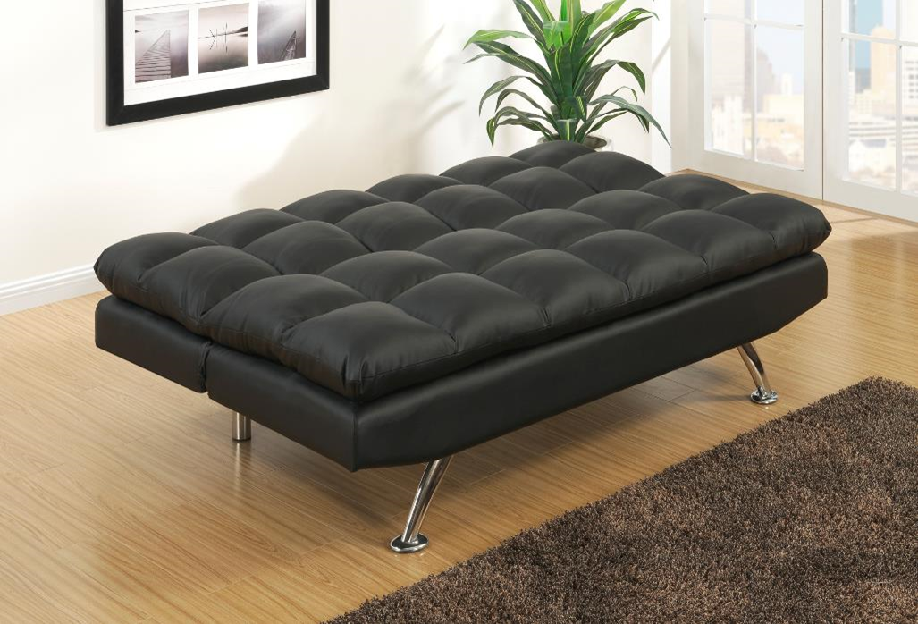 Chalbury Black Adjustable Sofa Bed Chaise Sofas Perth