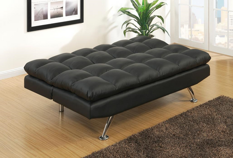 Chalbury Adj Sofa Bed Black