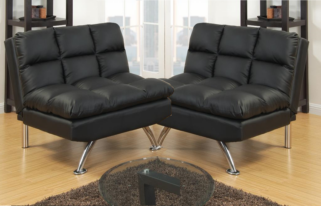 Chalbury Adj Chairs in Black