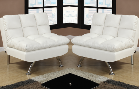 Chalbury Adj Chair in White