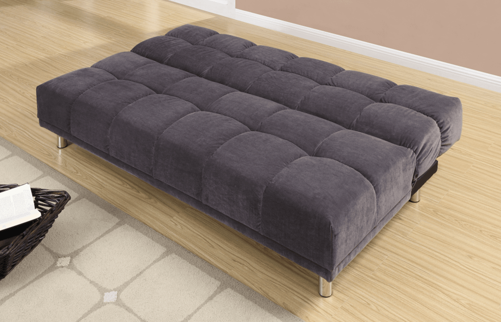 Cranborne Adj Sofa Bed Charcoal
