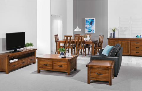 Dorchester Dining Living Collection Package A