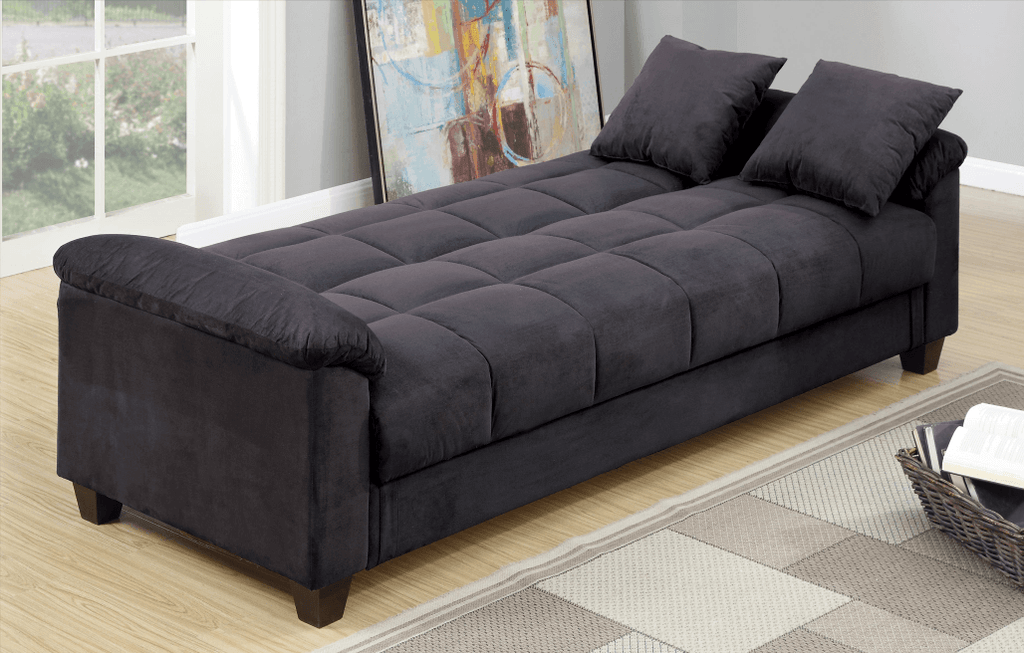 Kimmeridge Adj Sofa Bed Graphite