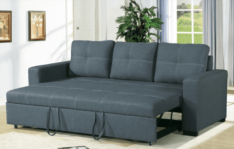 Littlemoor Convertible Sofa in Grey