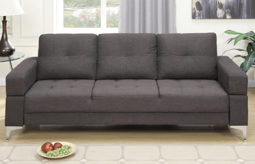 Moreton Adjustable Sofa in Ocean Grey