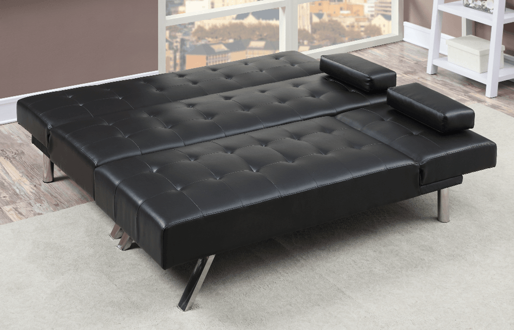 Moreton Adj Sofa Bed Black