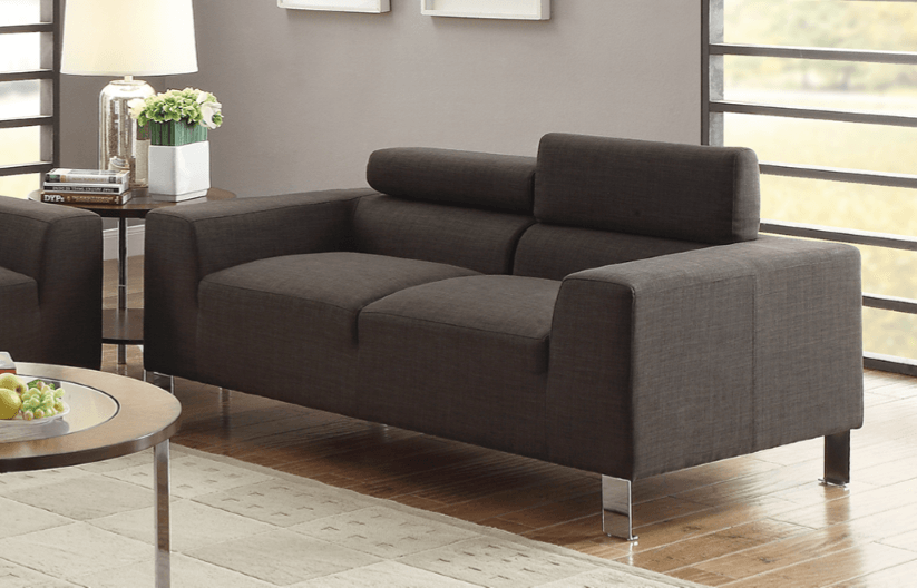 Ryall Cosy Sofa in Ash Black
