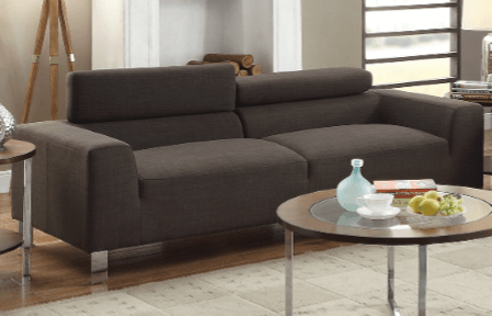 Ryall Family Sofa in Ash Black