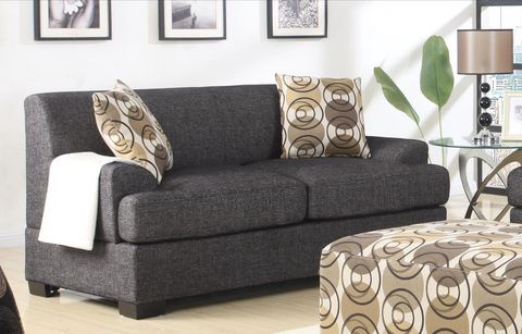 Sandford Two Seat Studio Sofa Ash