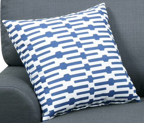 Swanage Cushion in Floatila