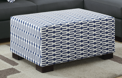 Swanage Ottoman Floatila Crop