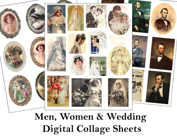 Men, Women & Weddings