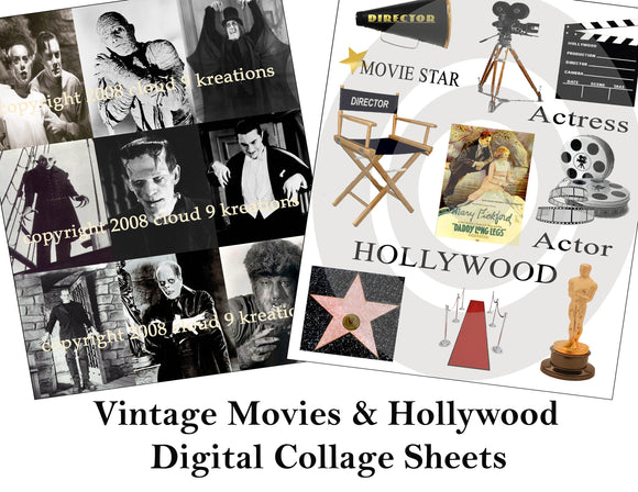 Vintage Movies & Hollywood