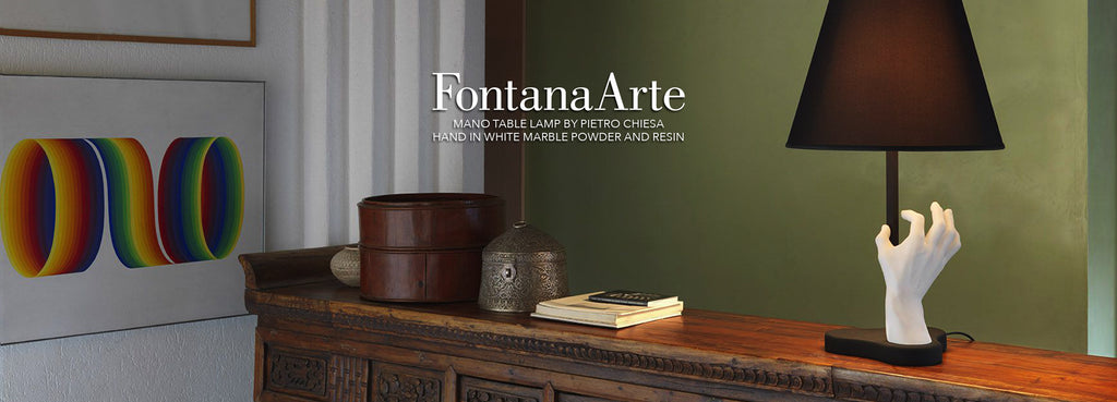 FontanaArte Mano Table Lamp