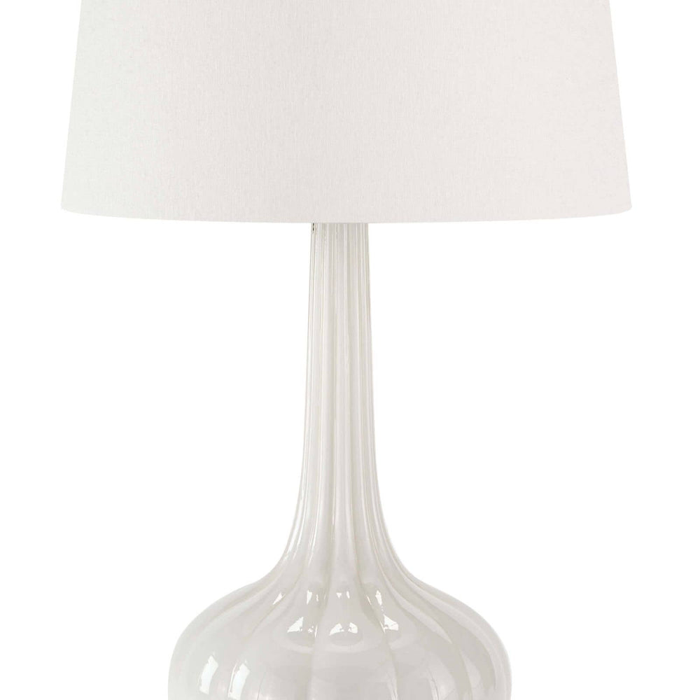 Regina Andrew Milano Table Lamp Snow