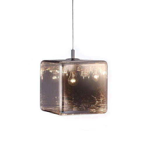 Viso H20 Cube Pendant Light