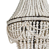 Regina Andrew Malibu Chandelier Weathered White