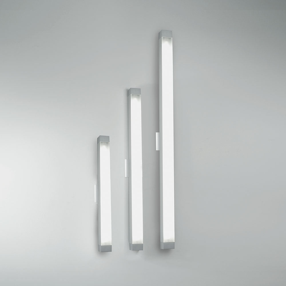 2.5 Square Strip 26 Wall or Ceiling Light by Artemide