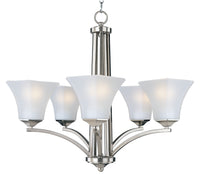 Maxim Lighting Aurora 5-Light Chandelier 20095FTSN