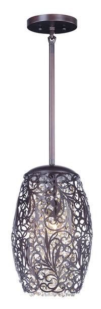 Maxim Lighting Arabesque Single Mini Pendant 24153CGOI