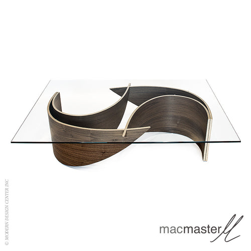 MacMaster Design Wave Coffee Table | MacMaster | LoftModern