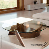 MacMaster Design Expose Coffee Table - LoftModern - 3