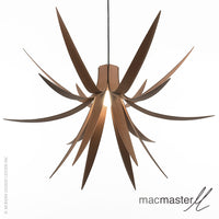 MacMaster Design Iris Pendant Light Large | MacMaster | LoftModern