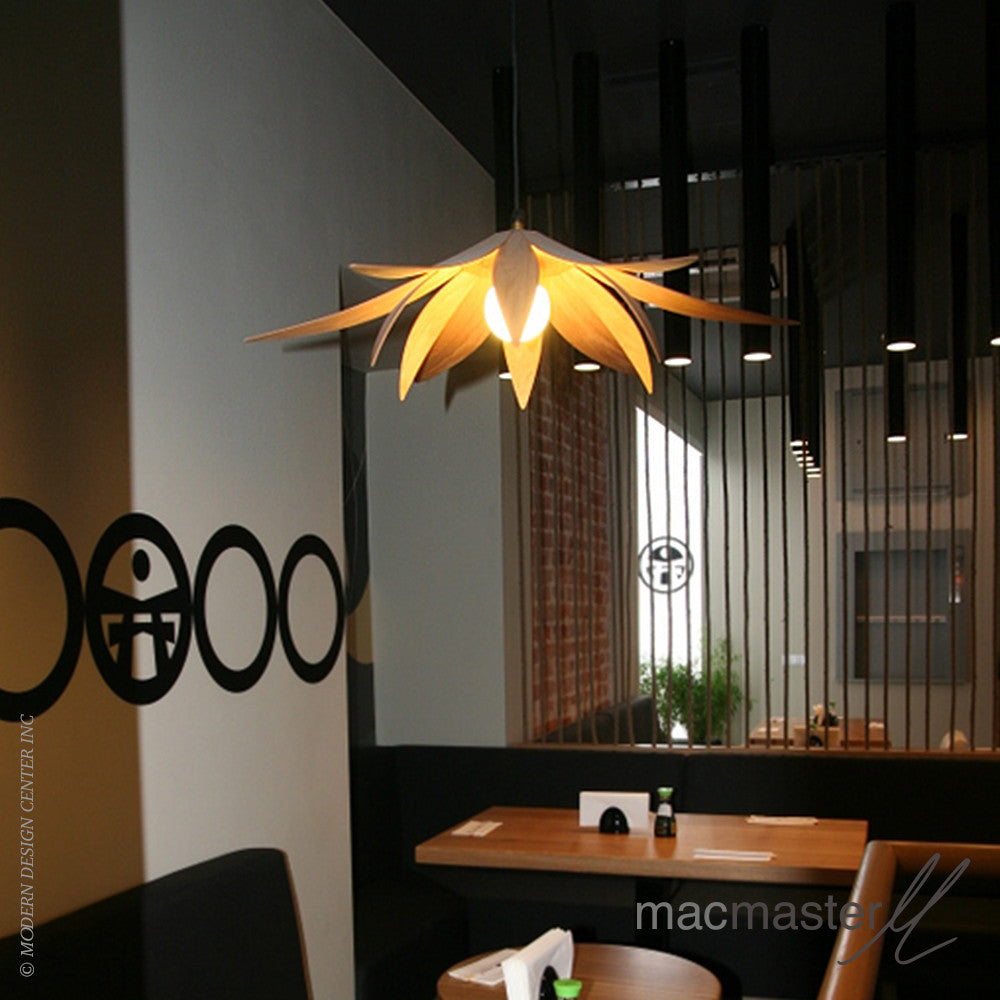 MacMaster Design Lotus Pendant Light Small | MacMaster | LoftModern