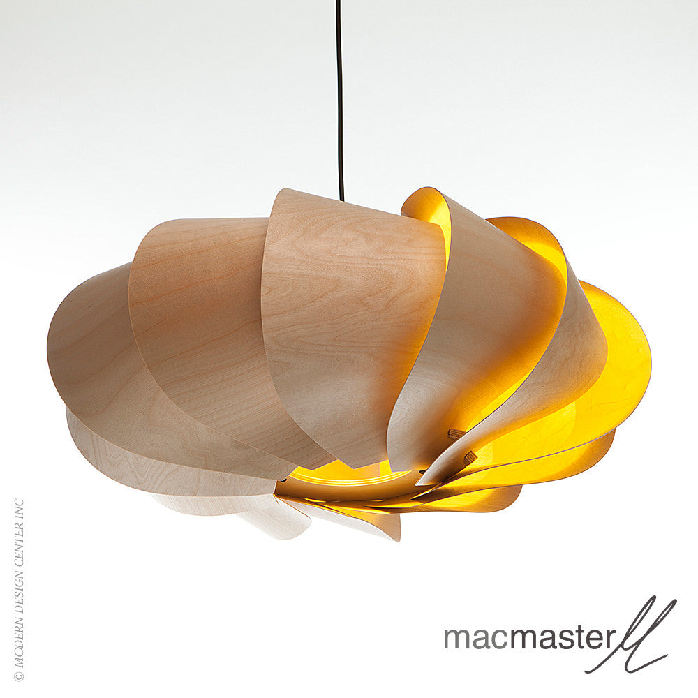 MacMaster Design Bloom Pendant Light Oval Large | MacMaster | LoftModern