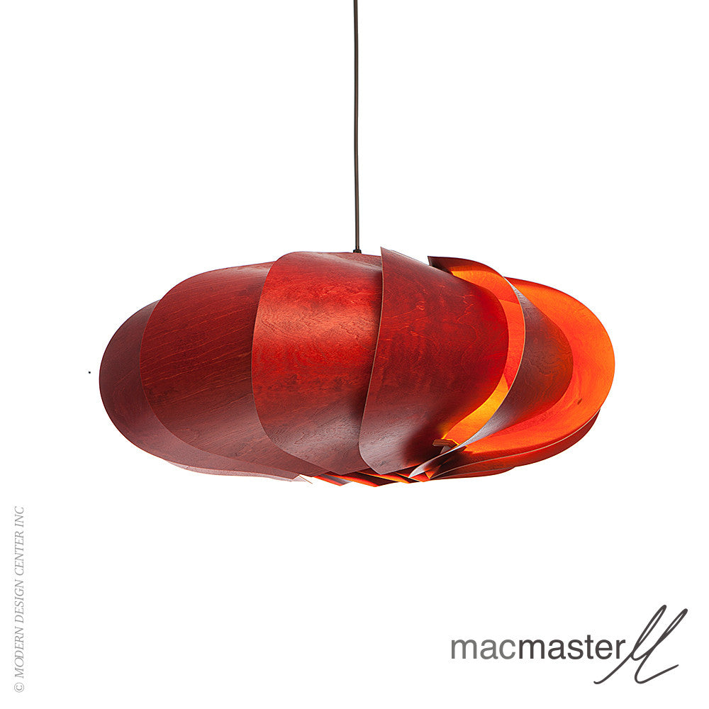 MacMaster Design Bloom Pendant Light Oval Small - LoftModern - 2