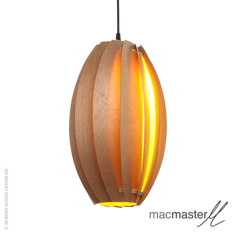 MacMaster Design Bloom Pendant Light Long