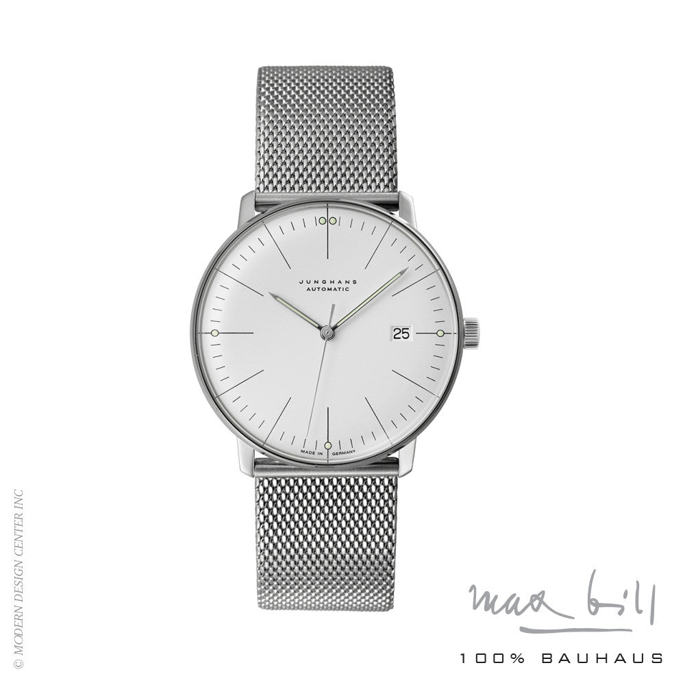 Max Bill Automatic Wrist Watch 4002-44 | Max Bill | LoftModern