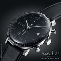 Max Bill Chronoscope Wrist Watch 4601 | Max Bill | LoftModern
