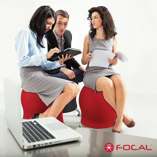 Focal Upright Zenergy Ball Chair