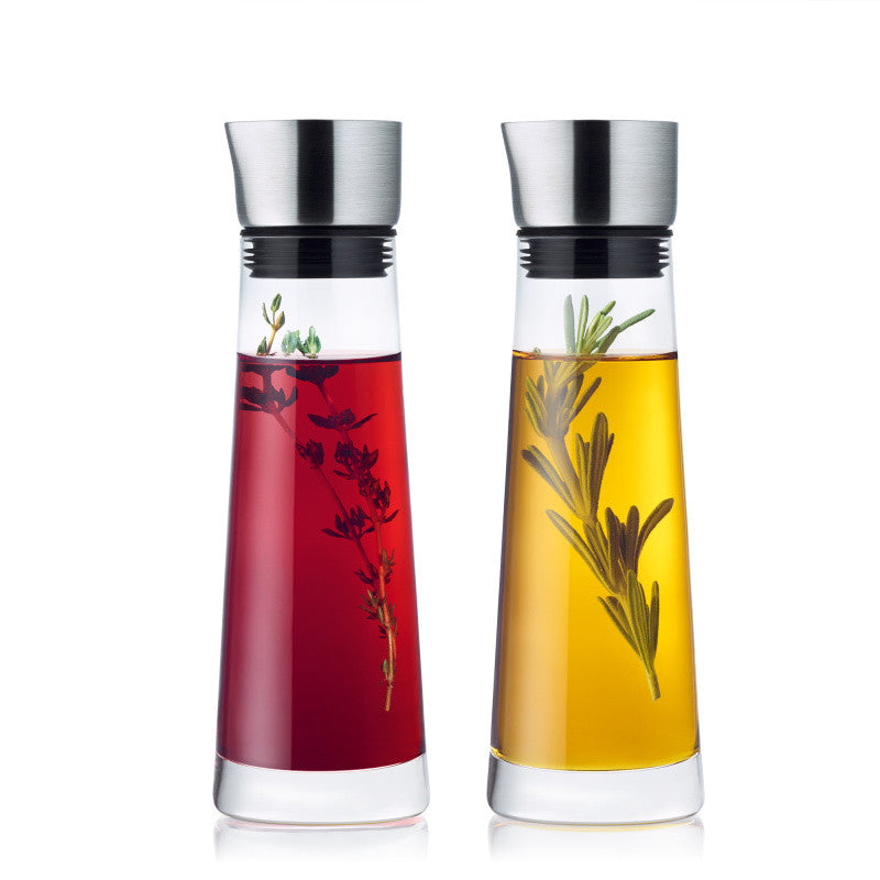 Blomus Alinjo Oil with Vinegar Glass Set - LoftModern - 1